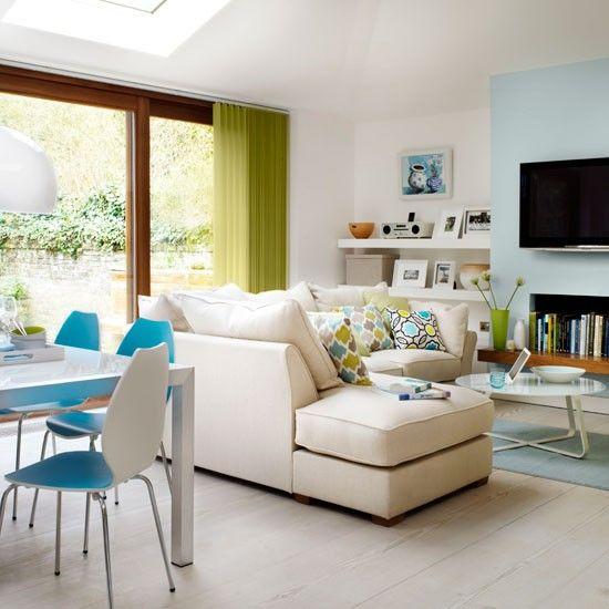 living room extension Garden room living area Modern extension ideas housetohome qOA5nLUb
