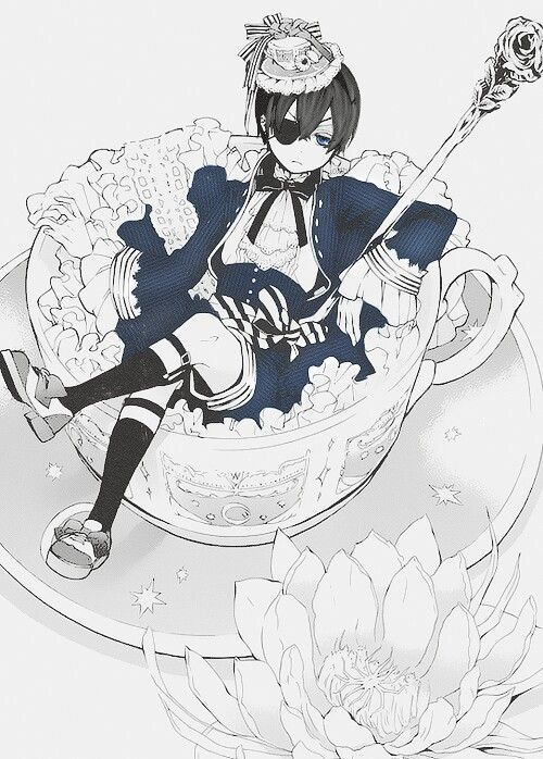 Does Anybody Want A Cup Of Ciel?