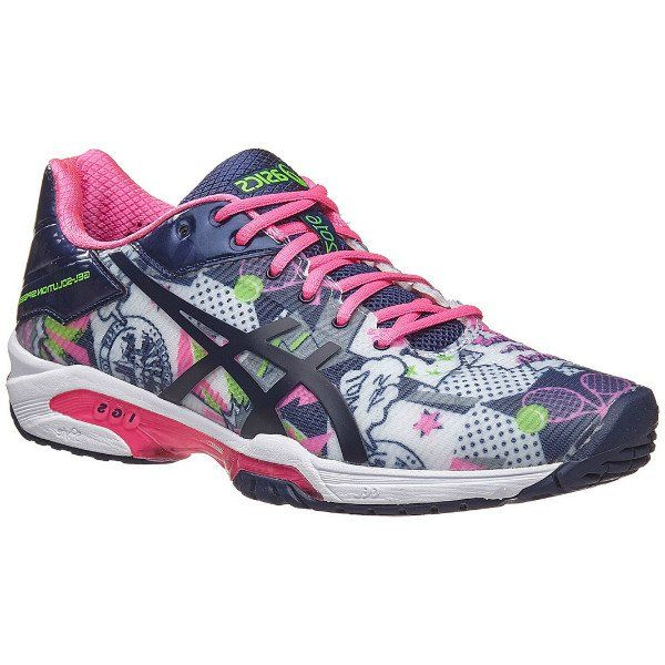 Asics Gel-Solution Speed 3 L.E. NYC Women's Shoes