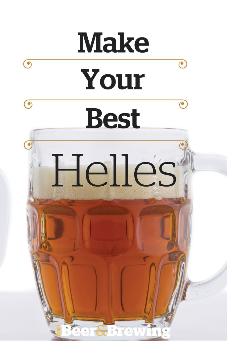 Make Your Best Helles 180 best Home