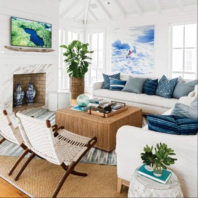 17 Best Ideas About Coastal Living Rooms On Pinterest | Pastel