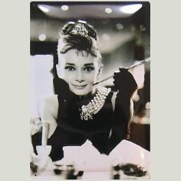 Audrey Hepburn #cartel #cine 19,95€