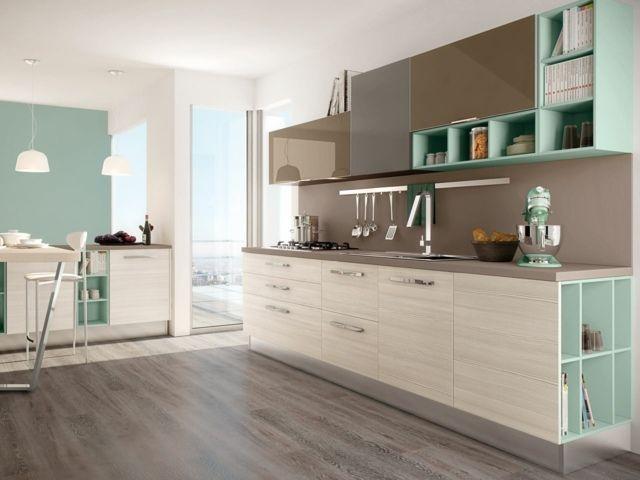 135 Beispiele für ultramoderne Einbauküchen – Teil 2 | Küche ...