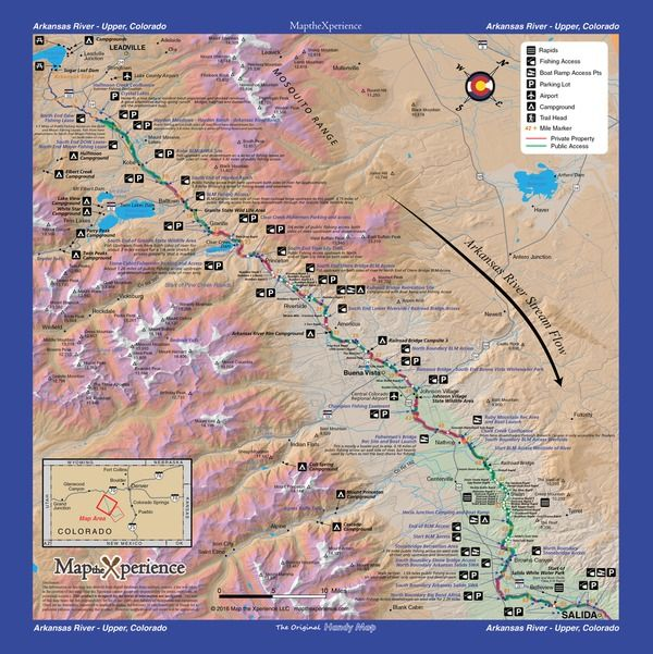 25 best ideas about fishing maps on pinterest bass for Arkansas river colorado fishing