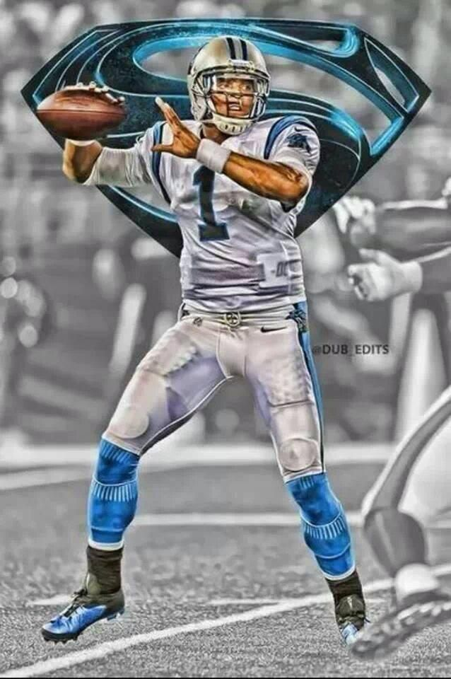 Panthers' Cam Newton