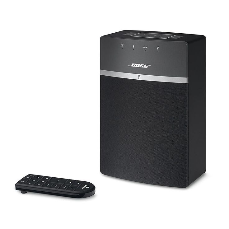 Bose® SoundTouch™ 10 Wireless Music System - Black