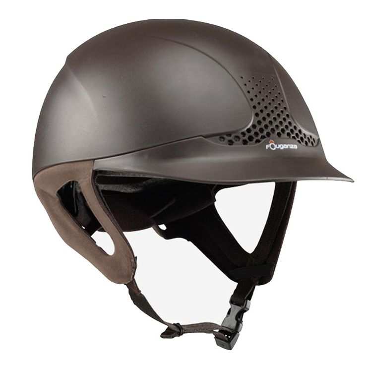 Adults Children Horse Riding Helmet Half Cover Equestrian Horse Riding Equipment Adjustable Breathable Helmet S/M/L