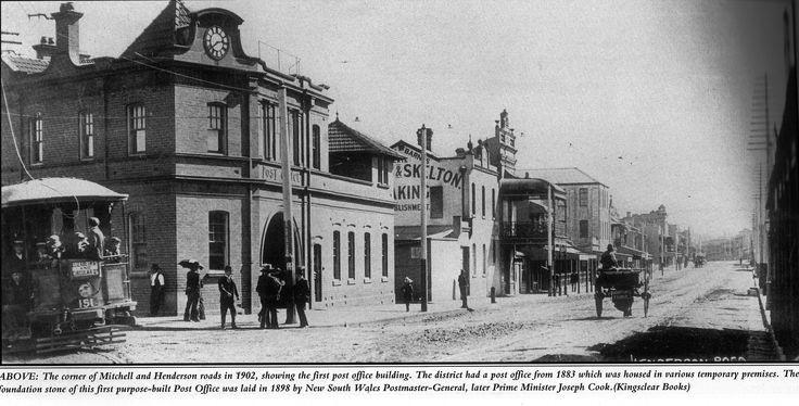 Post Office. 1902