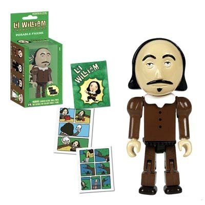Li'l William Shakespeare by Accoutrements, http://www.amazon.com/dp/B000HJGD5U/ref=cm_sw_r_pi_dp_EVGorb1B72MHD