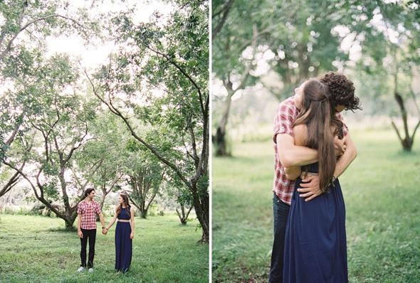 Byron Loves Fawn » Blog Archive Film wedding photographer, Brisbane, Byron Bay, Australia, Engagement