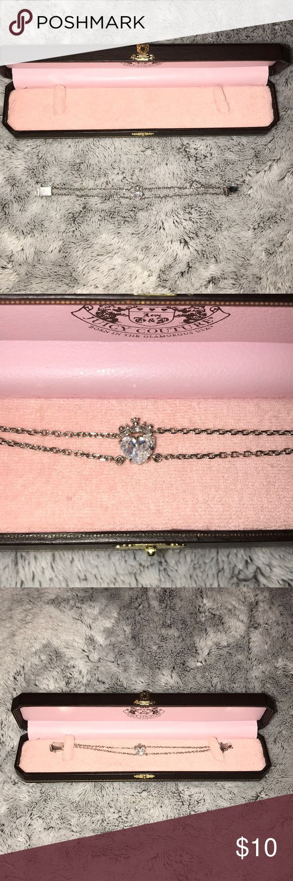 Juicy Couture Bracelet Juicy Couture Bracelet Comes with original box! Juicy Couture Jewelry Bracelets