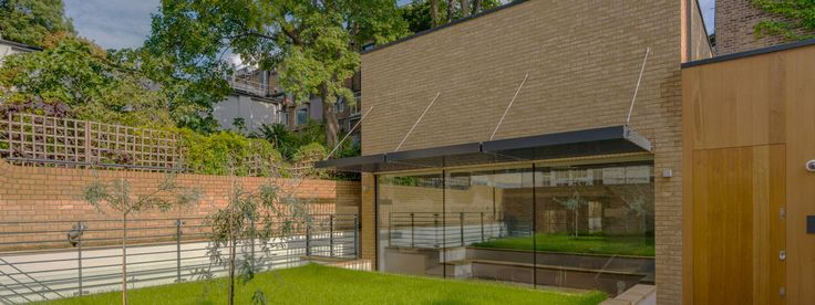 A bespoke house in the heart of St Johns Wood.