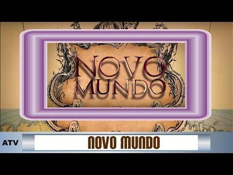 REDE ALPHA TV   : NOVO MUNDO   Antestreia