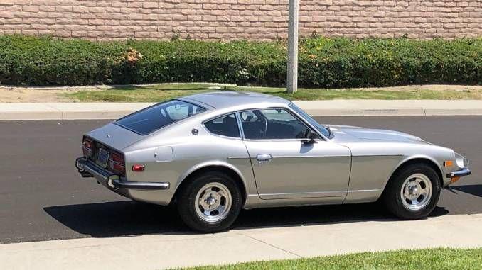 1973 automatic in walnut ca datsun 240z datsun automatic pinterest