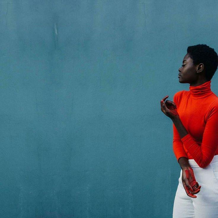 Red Realms. Image via @byafrique_ ______ #Osengwa | #AfricanArt | #AfricanFashion | #AfricanMusic | #AfricanStyle | #AfricanPhotography | #Afrocentric | #Melanin | #African | #Art | #AfricanInspired | #InspiredByAfrica | #BlackIsBeautiful | #ContemporaryArt | #OutOfAfrica