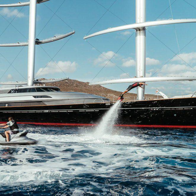 Maltese Falcon Photo 42 Sailing Yacht Maltese Falcon Yacht Yacht