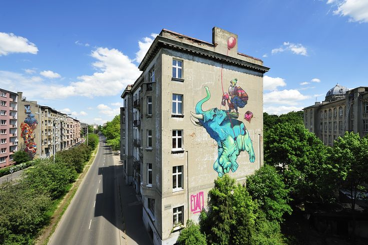 Fundacja Urban Forms - Uniwersytecka, Łódź, Polska