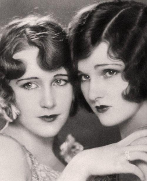 objectifiedimagez: Leota and Lola Lane...