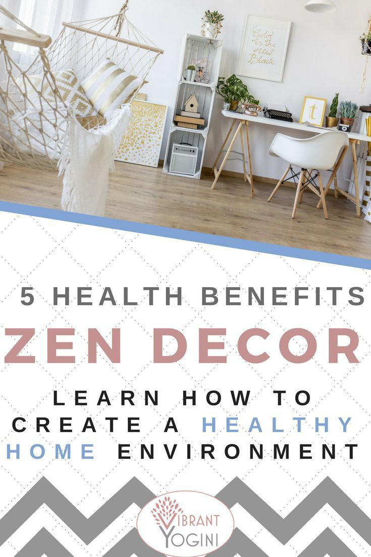 5 Ways Zen Interior Design Improves Your Health