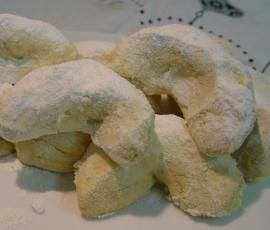 Recipe Kourabiedes by Thermomix in Australia - Recipe of category Baking - sweet