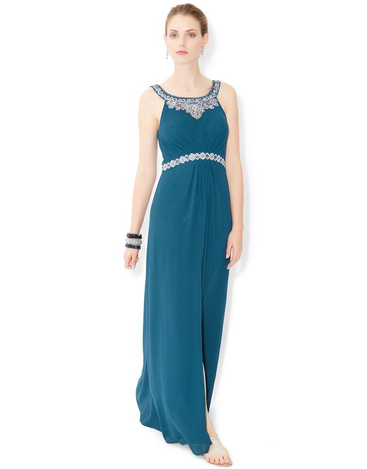 Selena Dress | Blue | Monsoon