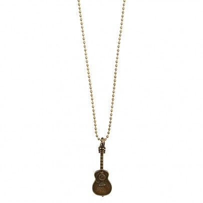 Musical Necklace Bronze - Guitar 5 from Pentatonic Music - Rp 38.000
