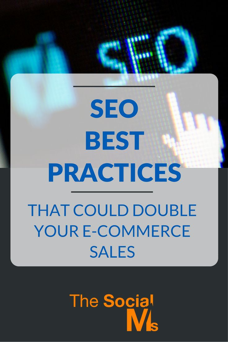 Making sure your eCommerce store is found online is tricky. Here are SEO best practices that will help you increase your online sales manifold