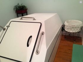 Off the Beaten Turf: The Sensory Deprivation Tank | http://www.hopefloatsusa.com/ located in Bethesda, MD