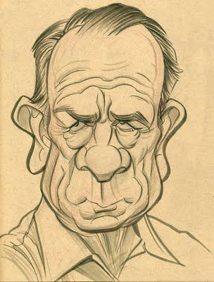Tommy Lee Jones by Zack Wallenfang ✤ || CHARACTER DESIGN REFERENCES | キャラクターデザイン • Find more at https://www.facebook.com/CharacterDesignReferences if you're looking for: #lineart #art #character #design #illustration #expressions #best #animation #drawing #archive #library #reference #anatomy #traditional #sketch #development #artist #pose #settei #gestures #how #to #tutorial #comics #conceptart #modelsheet #cartoon #caricatures #face || ✤