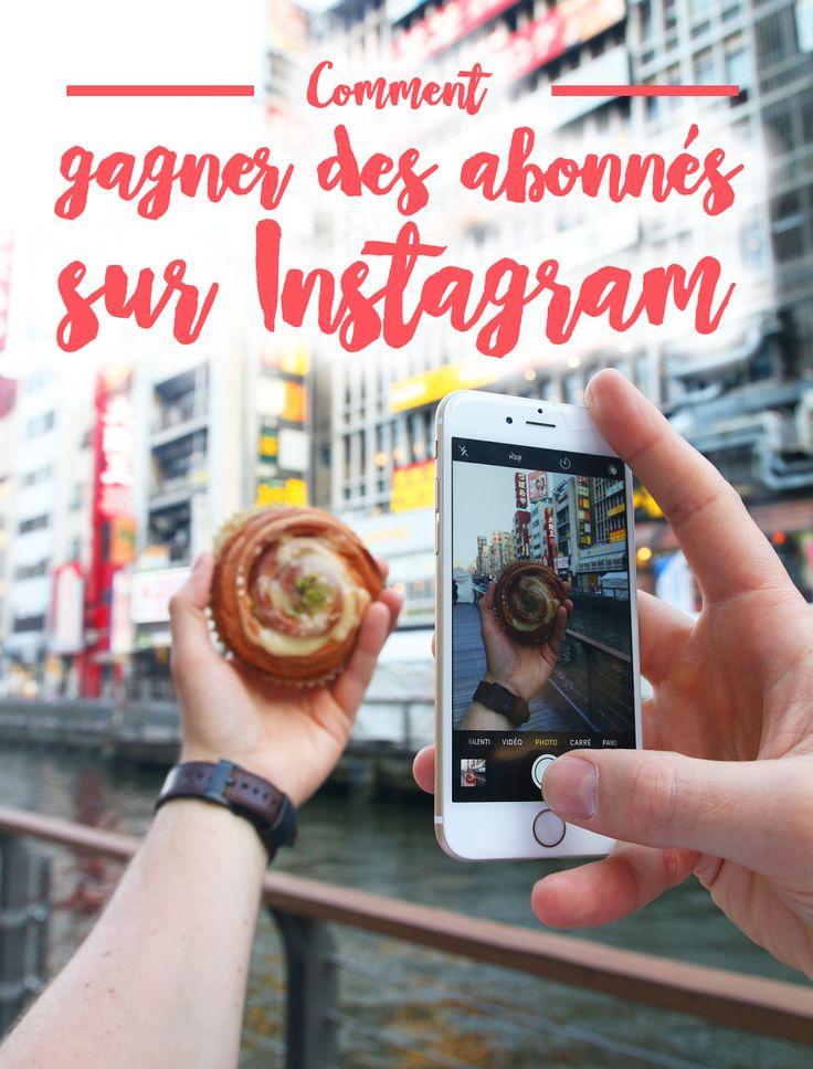 comment gagner des abonnés sur Instagram