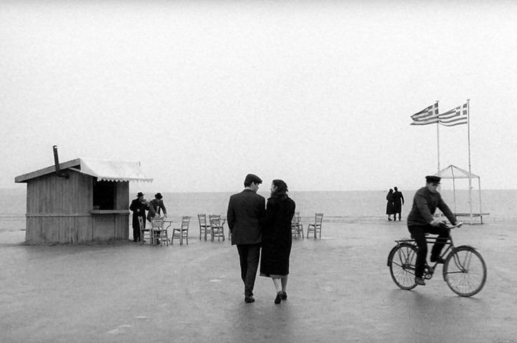 Fotografia dal film «The Weeping Meadow» (Theo Angelopoulos. 2004)