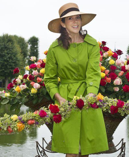 Forårsgrøn, mint, smaragd, turkis og græsgrøn er bare nogle af de smukke grønne nuancer, kongelige kvinder fra hele verden klæder sig i. Se de smukkeste grønne royale looks i vores store galleri.
