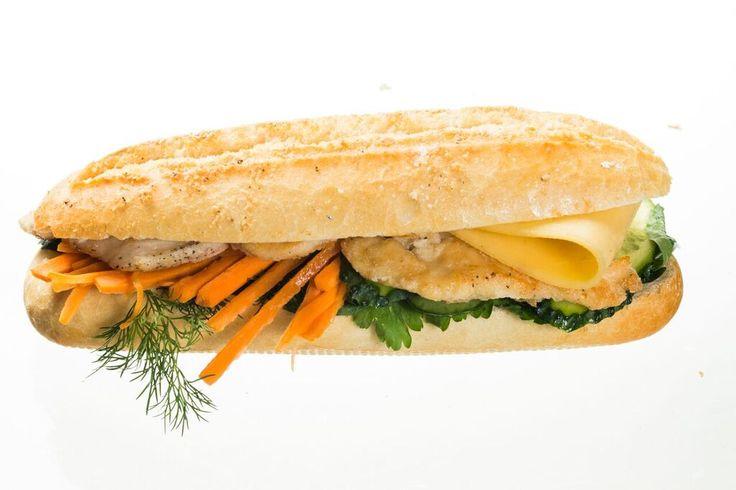 """Сэндвич """"Вьетнамский лайфхак"""""""