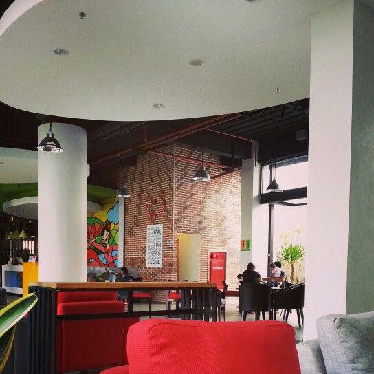 Lobby Of A #Hotel