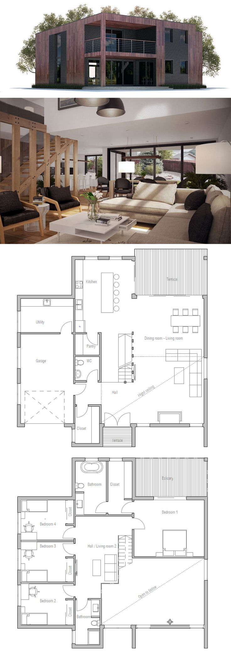 House Plan CH 299