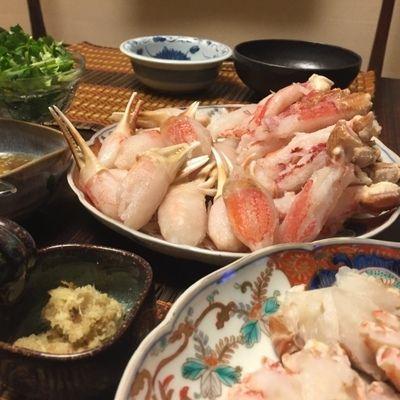 カニしゃぶ鍋のつけダレは「ポン酢」と「エスニック風ダレ」 by ...