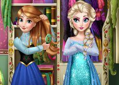 JuegosElsa.com - Juego: Elsa Fashionista - Minijuegos de la Princesa Elsa Frozen Disney Jugar Gratis Online