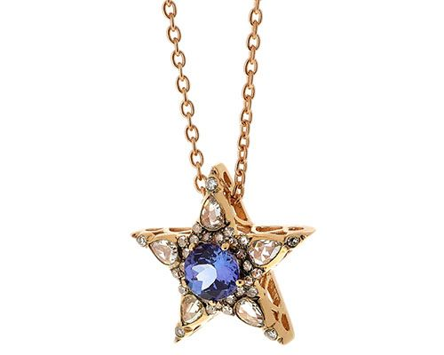 Pendant/Necklace - Stars of Istanbul: A unique jewelry collection designed by Selim Mouzannar.