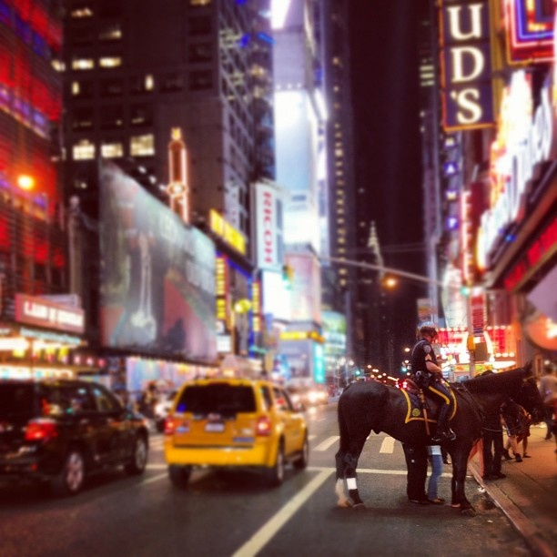 Times Square, NYC