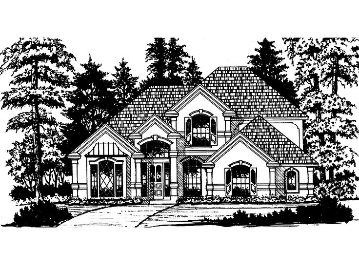 Mediterranean house plans 2500 sq ft for 2500 sq ft home
