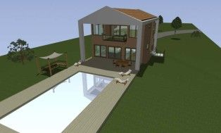 Design your House interior and exterior in 2D and 3D - Bright Simply