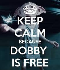 yeah dobby is free