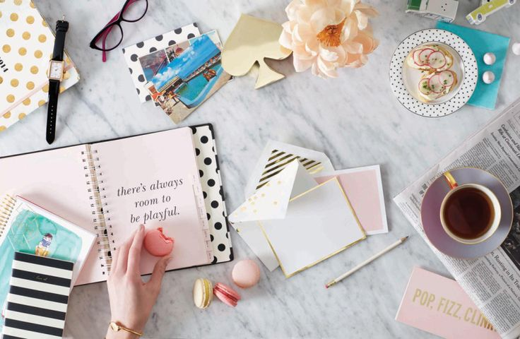 Kate Spade Stationery and Gifts Collection 4 - Stationery 2 LR