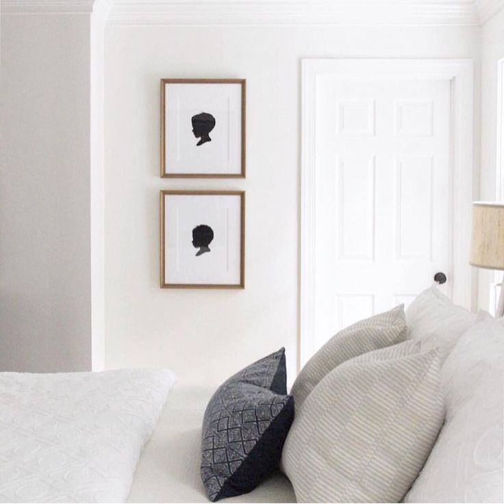 Beautiful profiles everywhere, including a pair of our Flax pillows. #loomgoodness by @lindseyfrankdesign