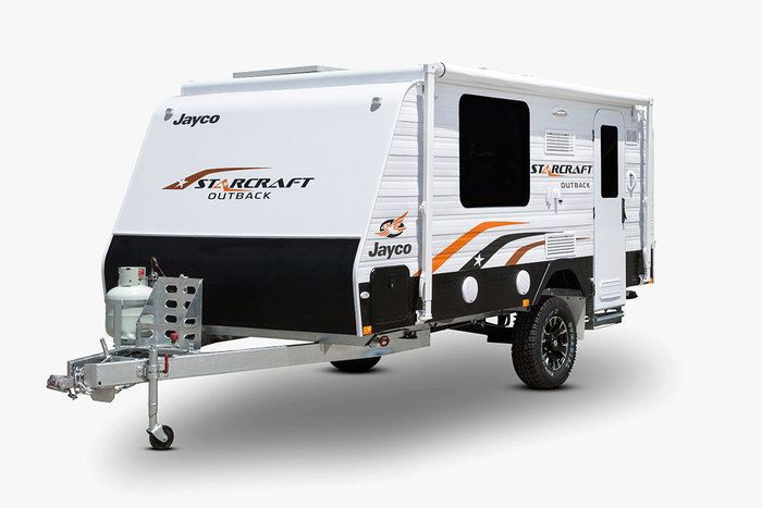 Starcraft 13ft 13 42 1 Outback Caravans Bayswater Jayco