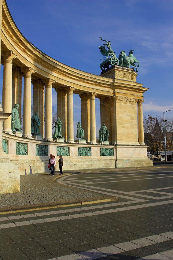 Hero's Square, Budapest | Hungary