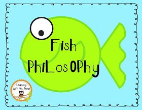 Best 25 fish philosophy ideas on pinterest for Fish philosophy book