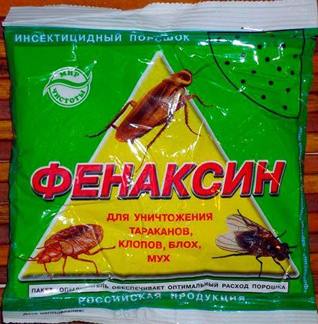 Порошкообразное инсектицидное средство от тараканов, в народе именно такое название закрепилось за всеми порошкообразными препаратами от насекомых.