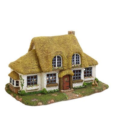 Loving this Large House Statue on #zulily! #zulilyfinds