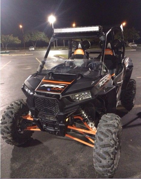 39 best rzr images on pinterest atvs off road and offroad if you havent seen an impulse 30 led light bar and you have fandeluxe Choice Image
